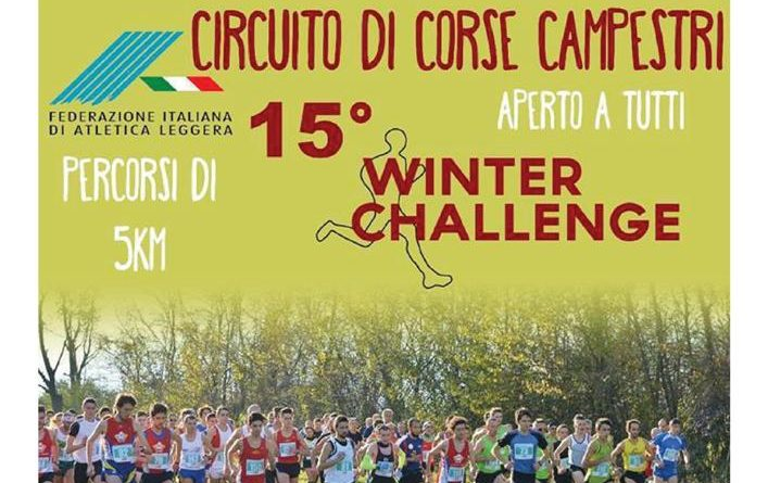15° winter challenge