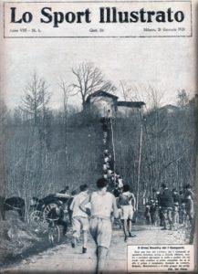 7 campanili sport illustrato