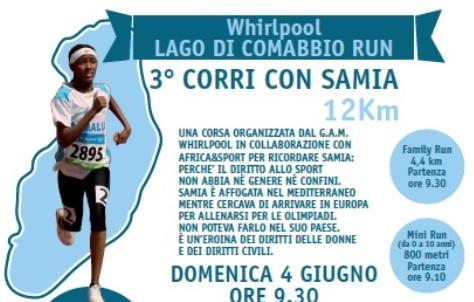 Corri con samia yusuf Omar