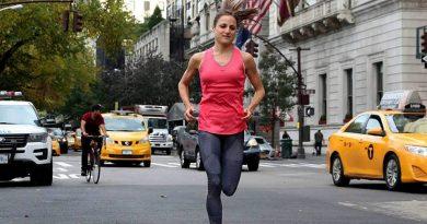 sara dossena new york city marathon