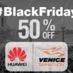 Venice Marathon Black Friday - Iscrizioni scontate al 50%