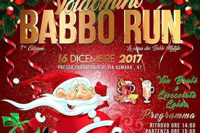 voldomino babbo run 2017