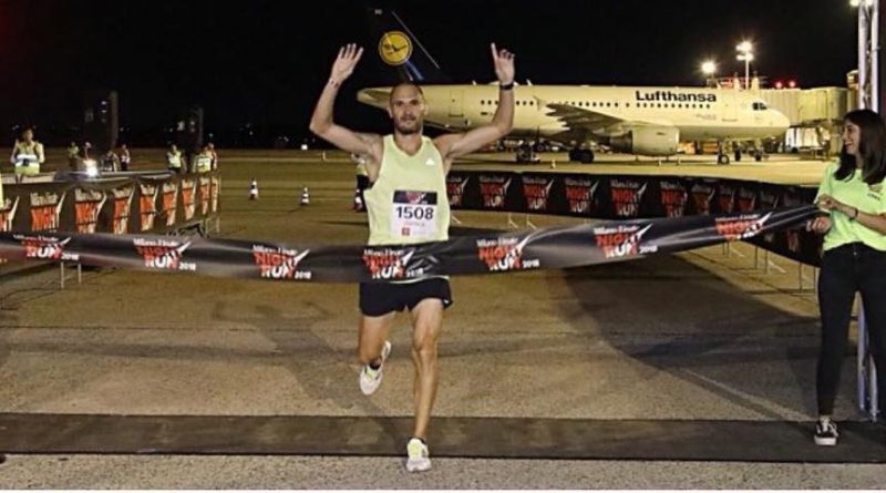 andrea erario milano linate night run