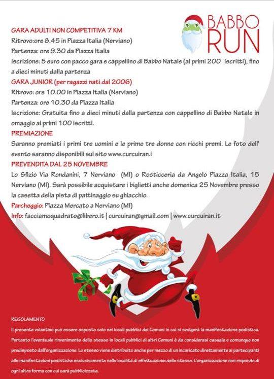 Babbo-Run-Nerviano-regolamento