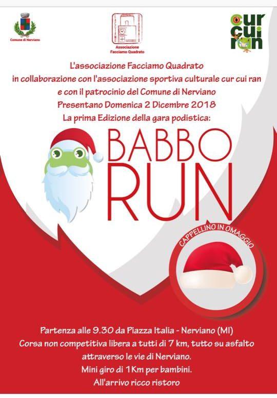 Babbo-Run-Nerviano