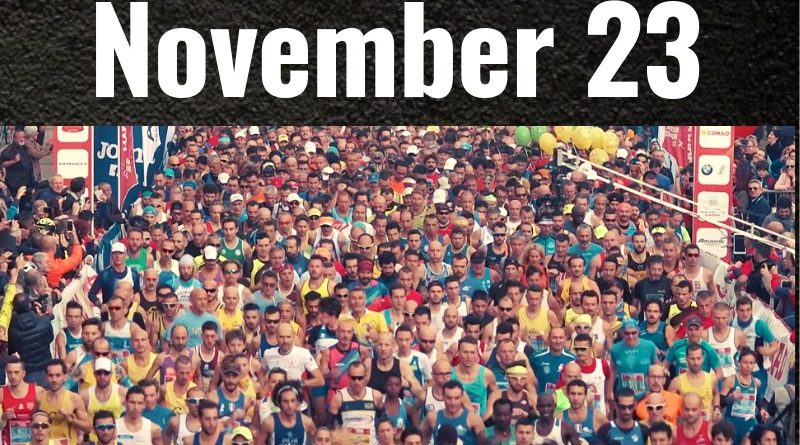 Black Friday Maratona di Ravenna 2019