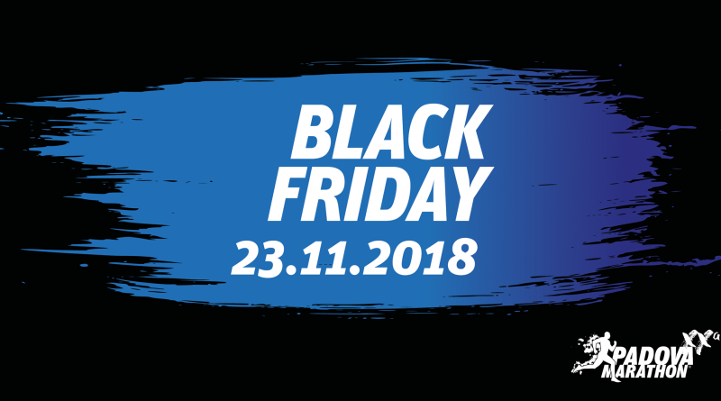 black friday padova marathon 2018