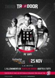 Trindoor Lainate 2018 - Try To Tri @ Lainate Fitness Village Gestisport | Lombardia | Italia