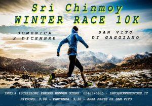 Winter Race 10K @ San Vito di Gaggiano | Milano | Lombardia | Italia