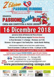 2ª Passione Babbo Running @ Senago