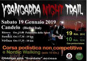Ysangarda Night Trail @ Candelo (BI)