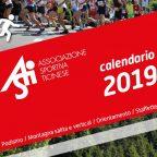 Calendario ASTI 2019, corse podistiche del Canton Ticino