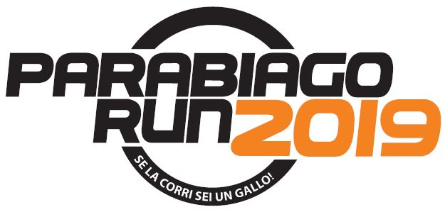 parabiago run 2019 logo