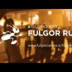 Fulgor Run - Il video dell'edizione 2019 della gara di Cairate