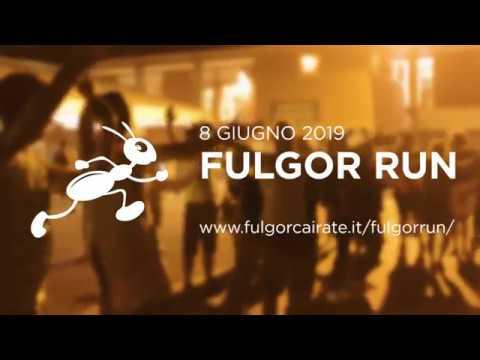 fulgor run cairate 2019 video