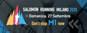 Salomon Running Milano - Don't stop MI now @ CityLife Milano