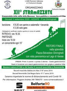 XXII Stramazzate @ Azzate Belvedere