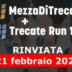 La Mezza Maratona di Trecate rinviata a Febbraio 2021