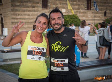 Zakynthos Night Run – Un podio per due