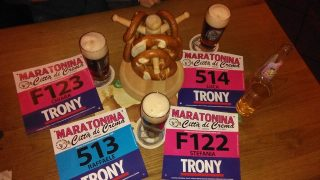 pre gara maratonina crema
