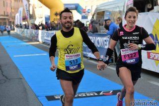 arrivo 11ª maratonina di crema
