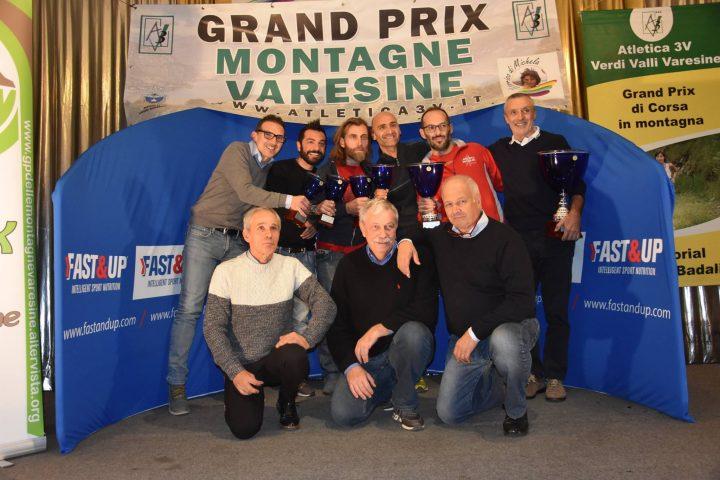 premiazioni grand prix montagne varesine 2018