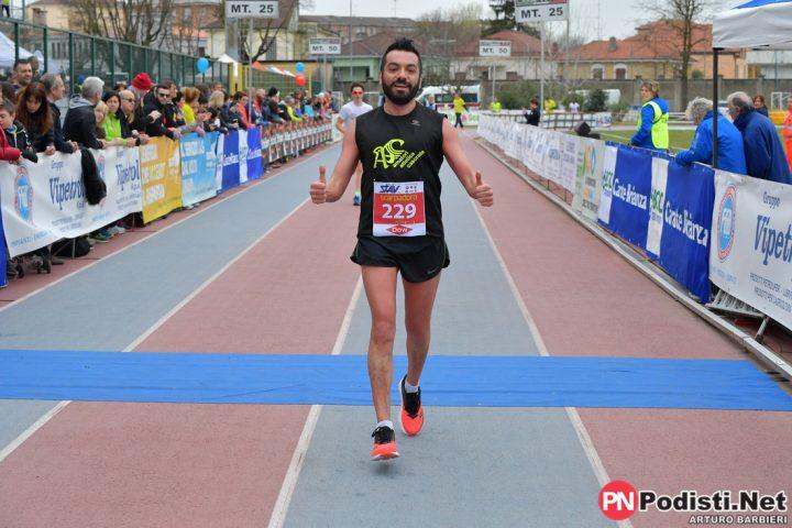 scarpadoro half marathon vigevano 2019